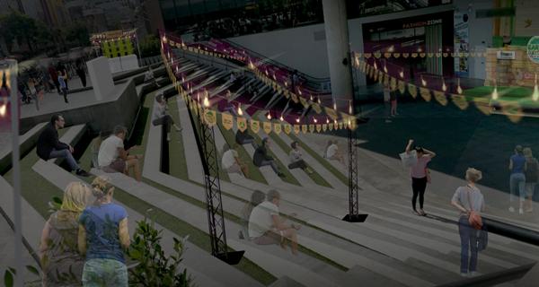รับออกแบบบูธ Event รับจัด Event จัดงานEvent005