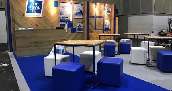 รับออกแบบบูธ Event รับจัด Event จัดงานEvent Mockup001