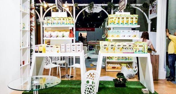 รับออกแบบบูธ Exhibition Booth