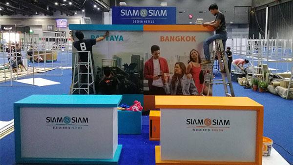 Booth Siam@siam