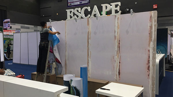 BOOTH ESCAPE