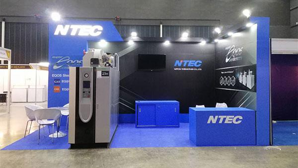 รับจัดบูธแสดงสินค้า-NTEC2