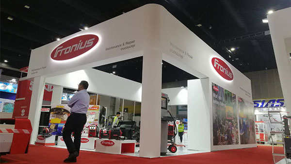 Booth​--Fronius
