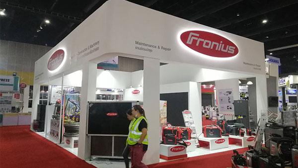 Booth-Fronius