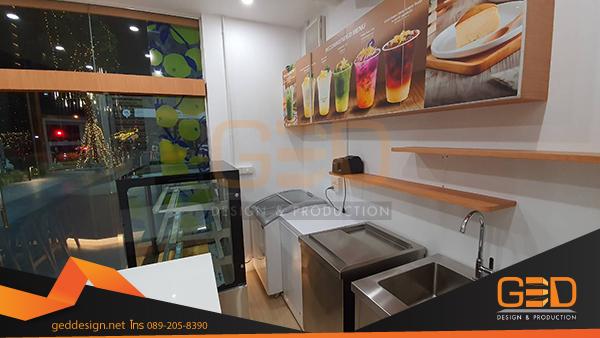 5 ขั้นตอนการออกแบบร้านในห้างให้สวยปัง
